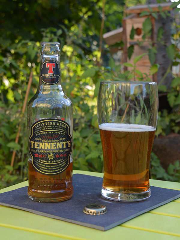 Tennent's Whisky Oak Aged