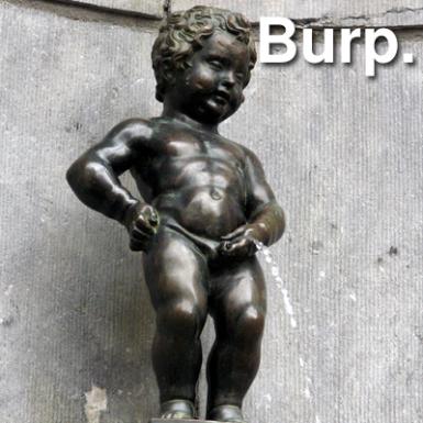 Burp. #2 : Bière et pipi