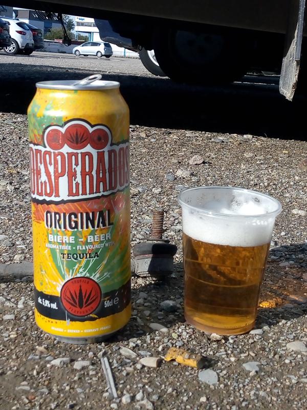 Desperados Original Top Beer